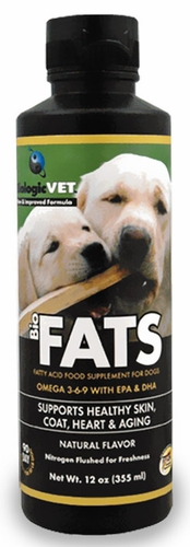 BiologicVet BioFats for Dogs - 12 oz