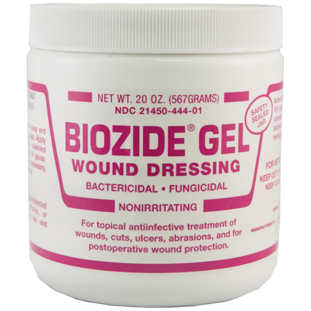 Biozide Gel Wound Dressing (20 oz)