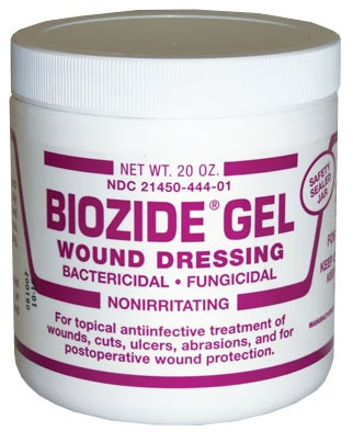Biozide Wound Care