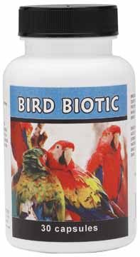 Bird Biotic (Doxycycline Hyclate) 100mg (30 Capsules)
