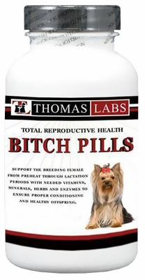 Bitch Pills (60 tabs)