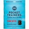 Bixbi Pocket Trainers Dog Treats - Peanut Butter (6 oz)