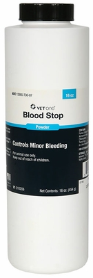 Blood Stop Powder (16 oz)