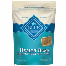 Blue Buffalo Fish & Sweet Potato Health Bar (16 oz)