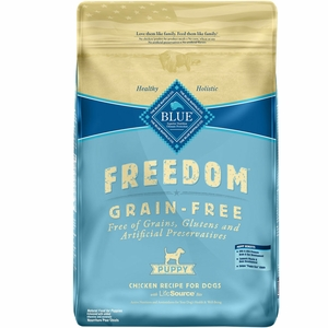 Blue Buffalo Freedom Grain Free Chicken Recipe Puppy Food Reviews