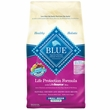 Blue Buffalo Life Protection Chicken & Brown Rice Small Breed Senior Recipe (15 lb)