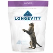Blue Buffalo Longevity for Mature Cats (5 lb)