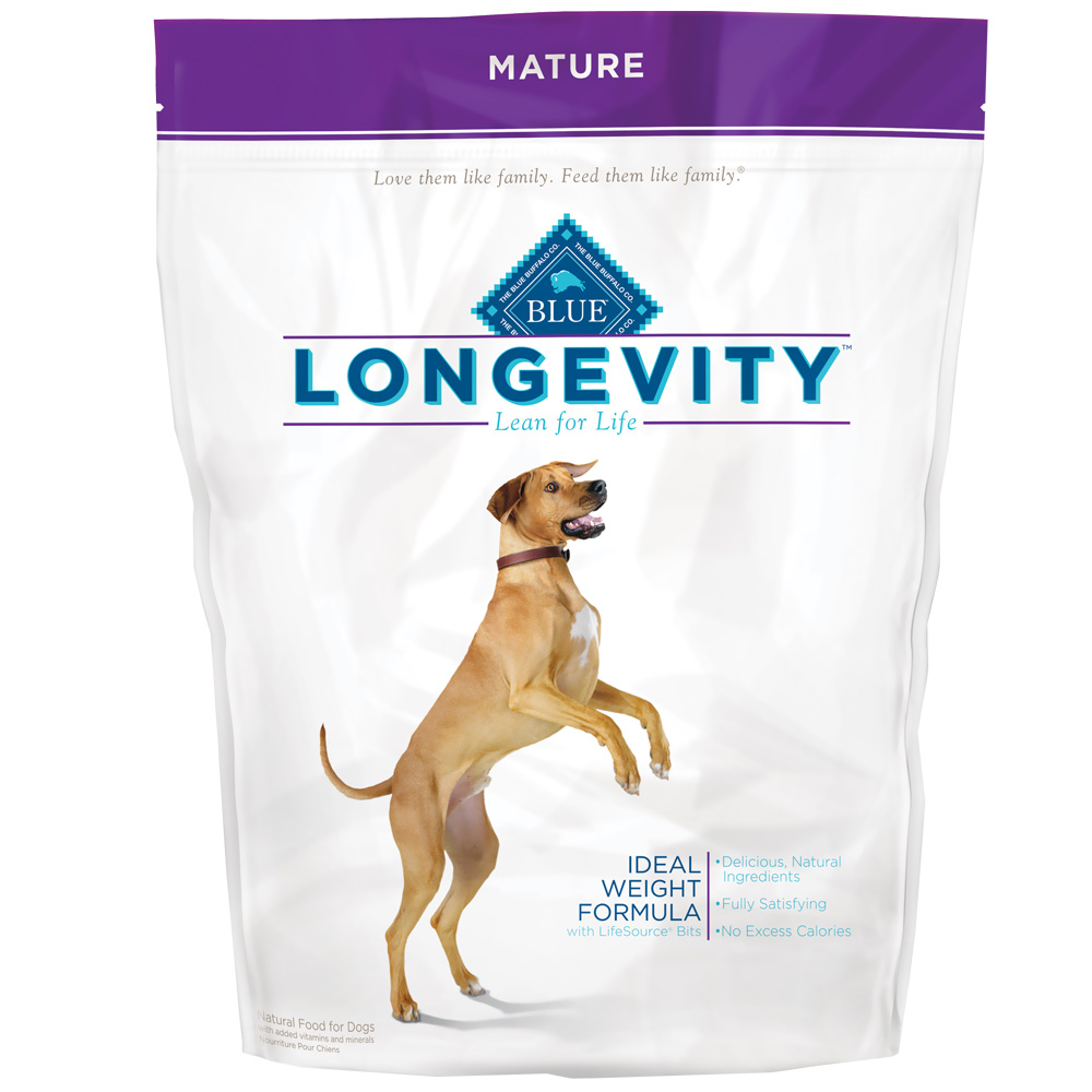 Blue Buffalo Longevity for Mature Dogs (9 lb)