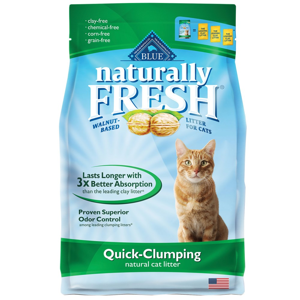 Blue Buffalo Naturally Fresh Cat Litter