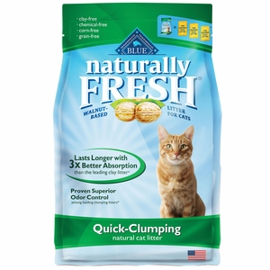 Blue Buffalo Naturally Fresh Clumping Litter (6 lb)