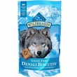 Blue Buffalo™ Wilderness® Denali Biscuits™ - Wild Salmon, Venison & Halibut (8 oz)