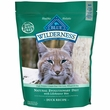 Blue Buffalo Wilderness Grain for Cats - Free Duck Recipe for Cats - 11lb