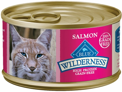 Blue Buffalo Wilderness Grain-Free Wild Delights Salmon Recipe (3 oz)
