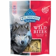 Blue Buffalo Wilderness Natural Wild Bites Salmon Treats (4 oz)