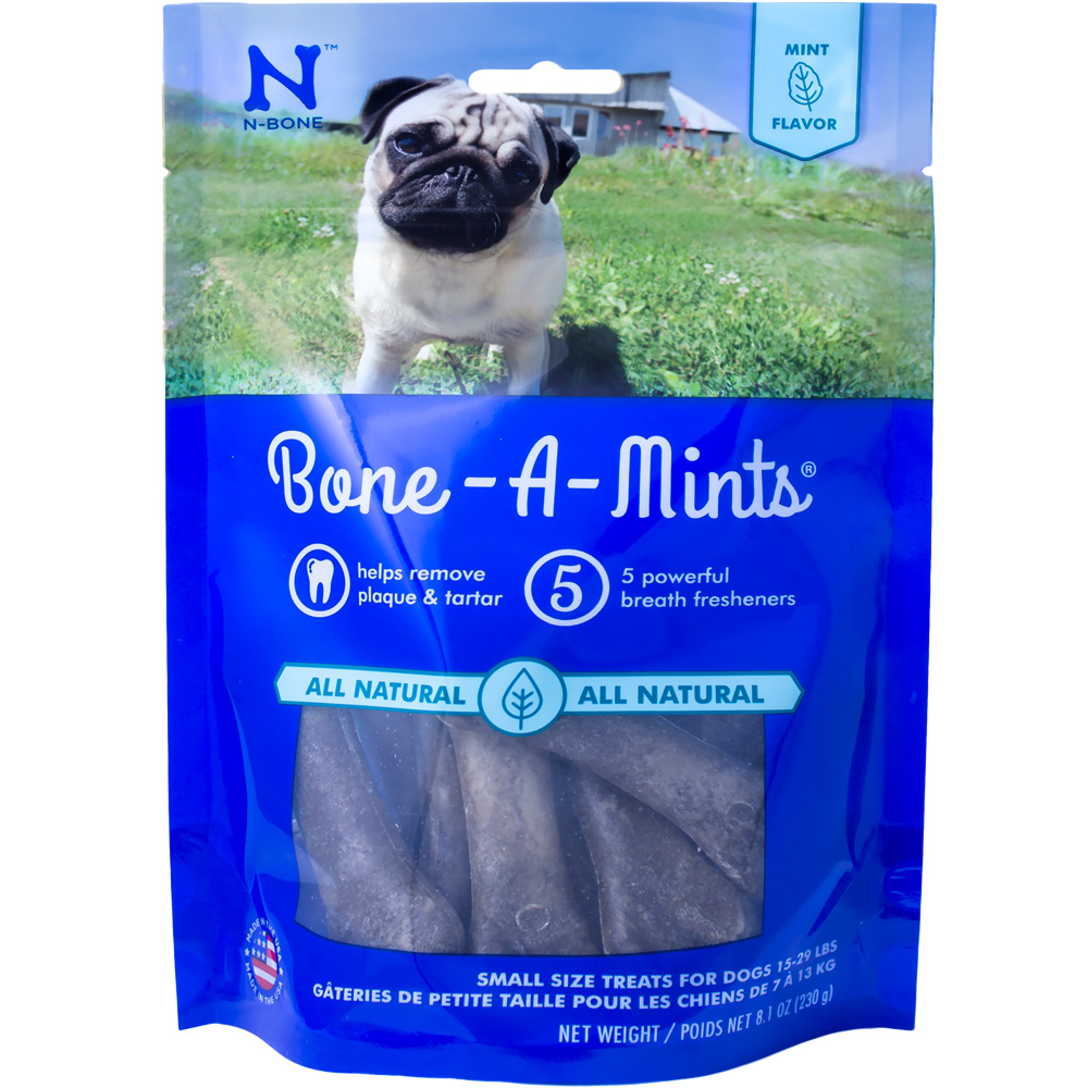 Bone A Mints Wheat Free - Small (10-Pack)