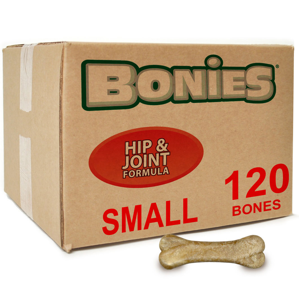 BONIES® Joint Formula BULK BOX SMALL (120 Bones)