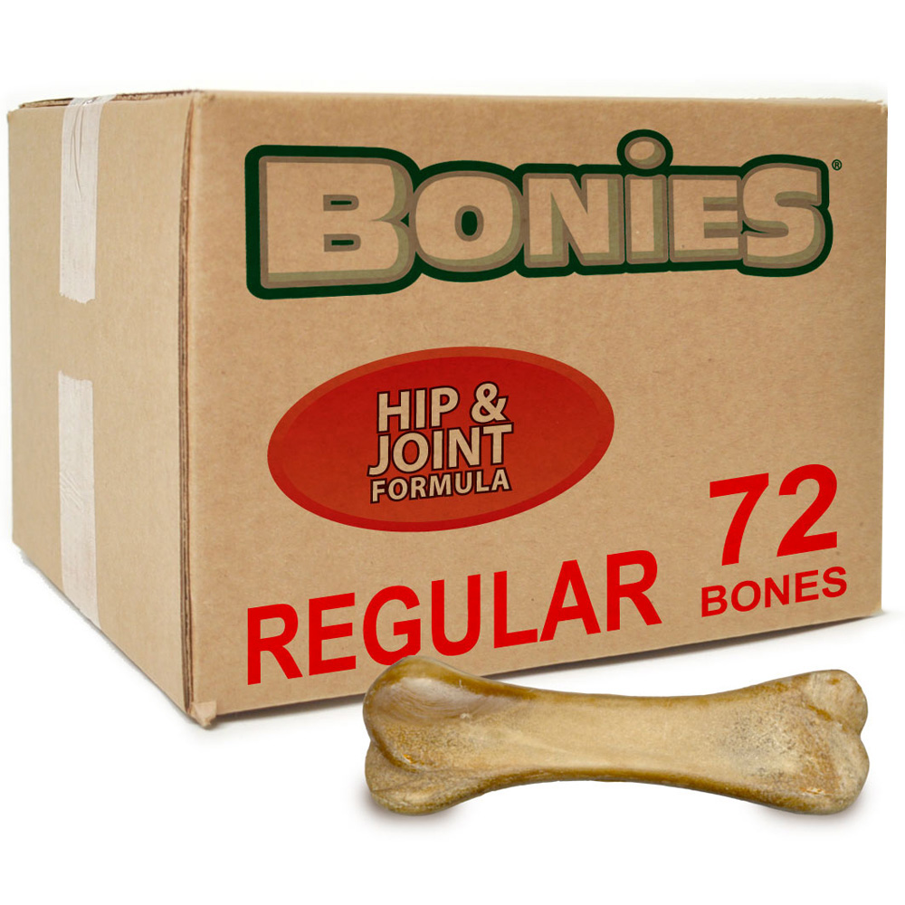 BONIES® Joint Formula BULK BOX REGULAR (72 Bones)