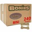 BONIES Natural Calming Formula BULK BOX MINI (240 Bones)