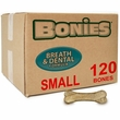 BONIES® Natural Dental Formula BULK BOX SMALL (120 Bones)