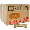 BONIES (BULK BOX) Skin & Coat Bones (90 MEDIUM Bones)