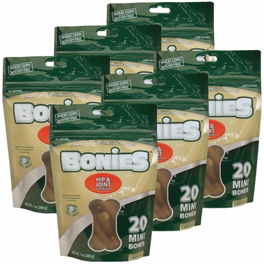 BONIES® Joint Formula Multi-Pack MINI 6-PACK (120 Bones)