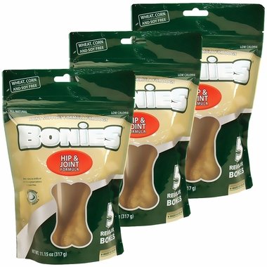 BONIES® Joint Formula Multi-Pack REGULAR 3-PACK (15 Bones)