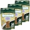 BONIES Natural Calming Multi-Pack MINI 3-PACK (60 Bones)