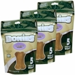 BONIES Natural Calming Formula Multi-Pack LARGE 3-PACK (15 Bones)