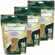 BONIES® Natural Calming Formula Multi-Pack SMALL 3-PACK (45 Bones)