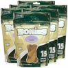 BONIES Natural Calming Multi-Pack SMALL 6-PACK (90 Bones)