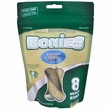 BONIES Natural Dental Bones Multi-Pack MEDIUM (8 Bones / 11.45 oz)