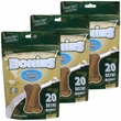 BONIES Natural Dental Bones Multi-Pack MINI 3-PACK (60 Bones)