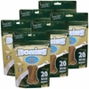 BONIES Natural Dental Bones Multi-Pack MINI 6-PACK (120 Bones)