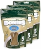BONIES Natural Dental Bones Multi-Pack REGULAR 3-PACK (15 Bones)