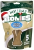 BONIES Natural Dental Bones Multi-Pack REGULAR (5 Bones  / 11.15 oz)
