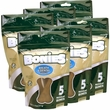 BONIES® Natural Dental Formula Multi-Pack REGULAR 6-PACK (30 Bones)