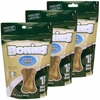 BONIES Natural Dental Bones Multi-Pack SMALL 3-PACK (45 Bones)