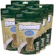 BONIES Natural Dental Bones Multi-Pack SMALL 6-PACK (90 Bones)