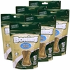 BONIES Natural Dental Health Multi-Pack SMALL 6-PACK (90 Bones)