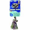 Booda 2 Knot Multi-Color Rope Bone - Large