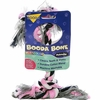 Booda 2 Knot Multi-Color Rope Bone - Medium