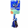 Booda 2 Knot Multi-Color Rope Bone - XLarge