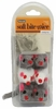 Booda Soft Bite Fur Catnip Mice - Small (6 pack)