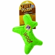 Booda Tuff Plush Cookie Cutters Woof - Large