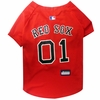 Boston Red Sox Dog Jersey - Small