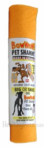 Bow Wow Pet Shammy