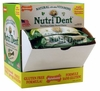 "(Box of 30) Nylabone Nutri Dent Edible Dental Brush Chew - Medium (3.75"")"