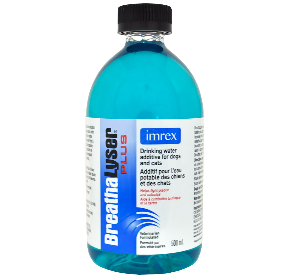 Breathalyser Water Additive