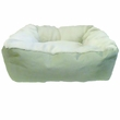 Bumper Pillow Bed 26x22x7 - Beige