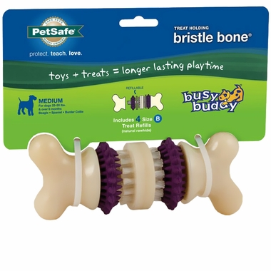 Busy Buddy Bristle Bone (MEDIUM)
